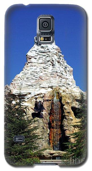 Matterhorn Disneyland Galaxy S5 Case