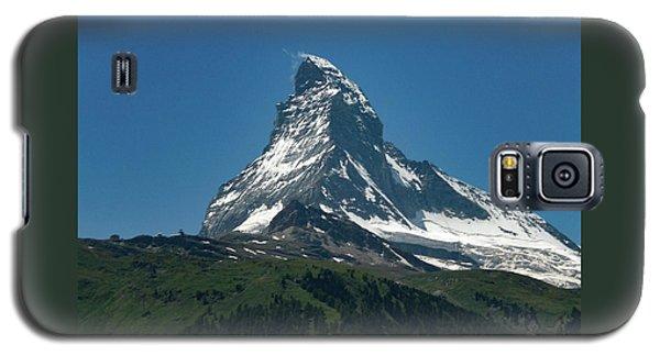 Matterhorn, Switzerland Galaxy S5 Case