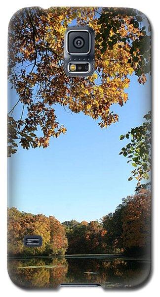 Matthiessen Lake In Autumn Galaxy S5 Case