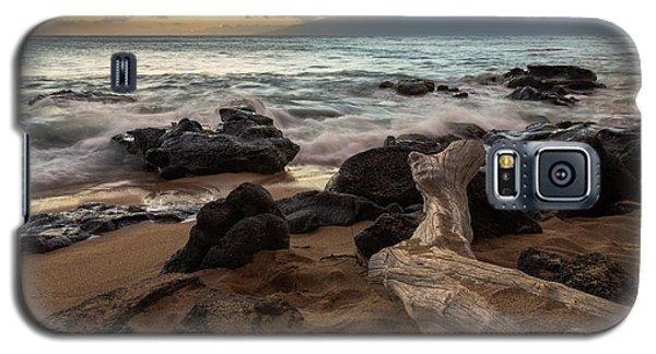 Maui Beach Sunset Galaxy S5 Case