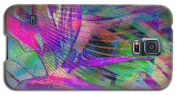 Maui Bird Of Paradise Galaxy S5 Case