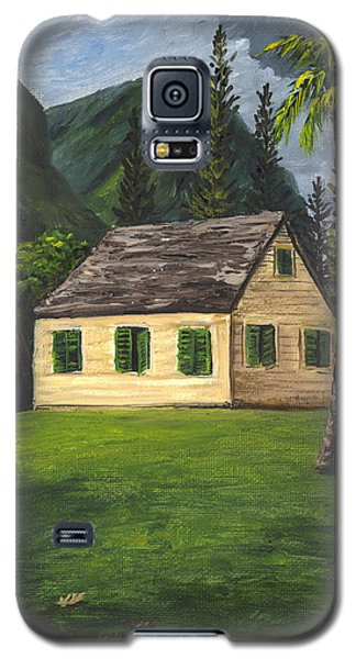 Maui Nature Center Galaxy S5 Case