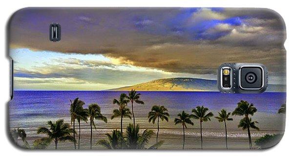 Maui Sunset At Hyatt Residence Club Galaxy S5 Case