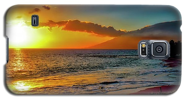 Maui Wedding Beach Sunset  Galaxy S5 Case