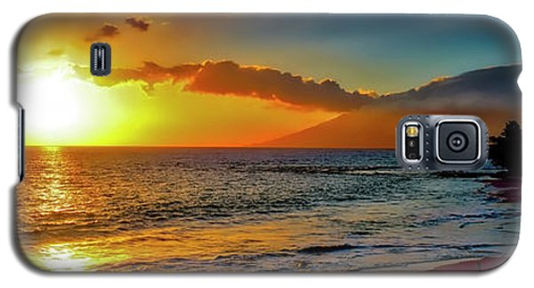 Maui Wedding Beach Sunset  Galaxy S5 Case