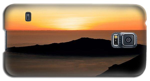 Mauna Kea Sunset Galaxy S5 Case