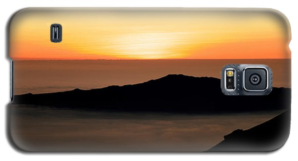 Mauna Kea Sunset Galaxy S5 Case