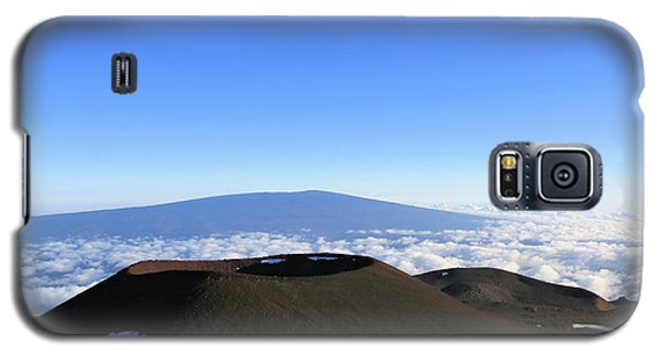 Mauna Loa In The Distance Galaxy S5 Case
