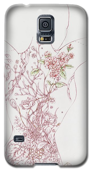 Maureen Galaxy S5 Case
