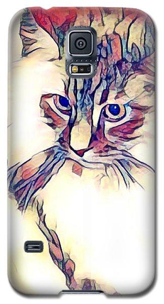 Max The Cat Galaxy S5 Case