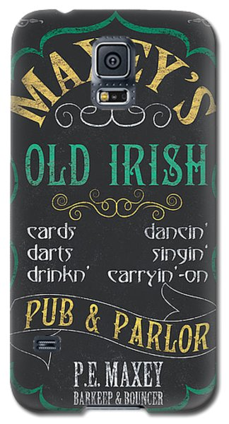 Maxey's Old Irish Pub Galaxy S5 Case