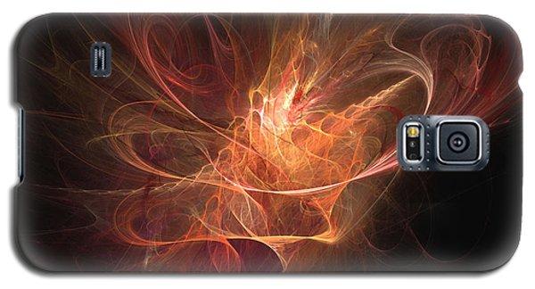 Maximum Power Of Love Galaxy S5 Case