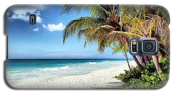 Maxwell Beach Barbados Galaxy S5 Case