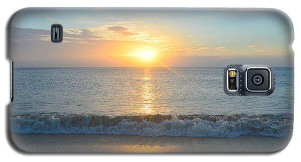 May 23 Sunrise Galaxy S5 Case