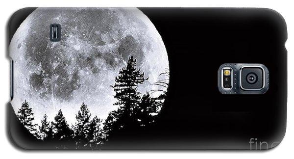 May 4 Moon Set Galaxy S5 Case