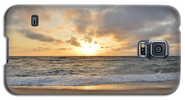 May Sunrise In Obx Galaxy S5 Case
