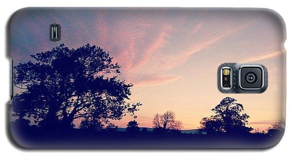 May Sunrise, Lancashire, England Galaxy S5 Case