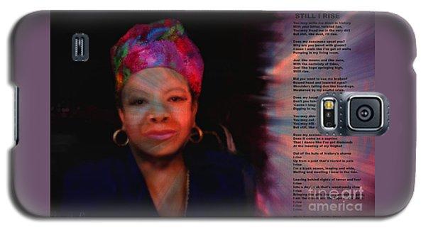 Maya Angelou Galaxy S5 Case