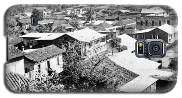 Mayaguez - Puerto Rico - C 1900 Galaxy S5 Case