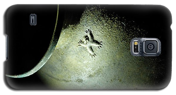 Mayan Monkey Pot 400ad Galaxy S5 Case