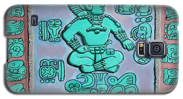 Mayan Prince Galaxy S5 Case by Antonio Romero