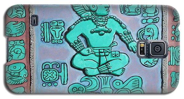 Mayan Prince Galaxy S5 Case