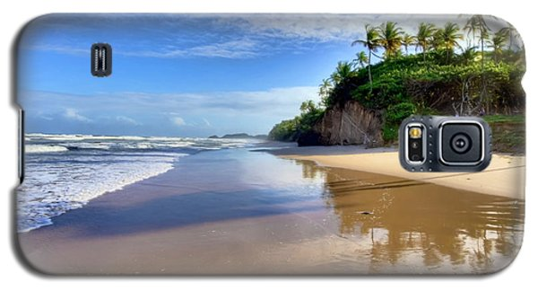 Mayaro Beach Trinidad Galaxy S5 Case