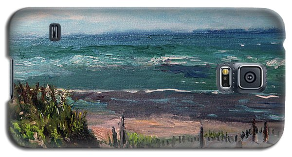 Mayflower Beach Galaxy S5 Case