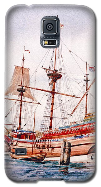 Mayflower II  Galaxy S5 Case