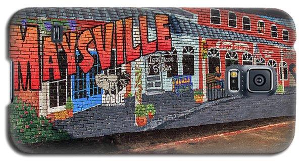 Maysville Mural Galaxy S5 Case