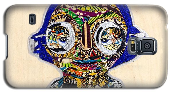 Maz Kanata Star Wars Awakens Afrofuturist Colection Galaxy S5 Case