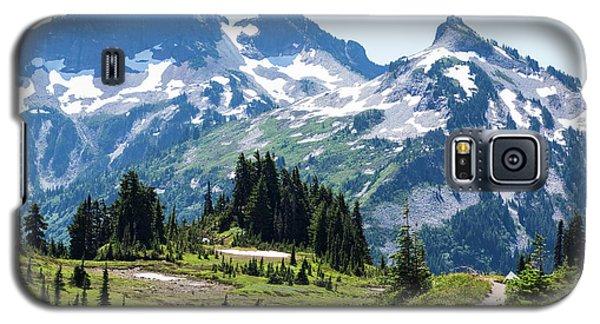 Mazama Ridge And Tatoosh Range Galaxy S5 Case