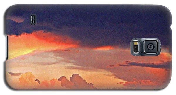 Mazatzal Peak Sunset Galaxy S5 Case