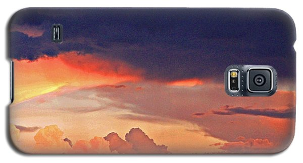 Mazatzal Peak Sunset Galaxy S5 Case