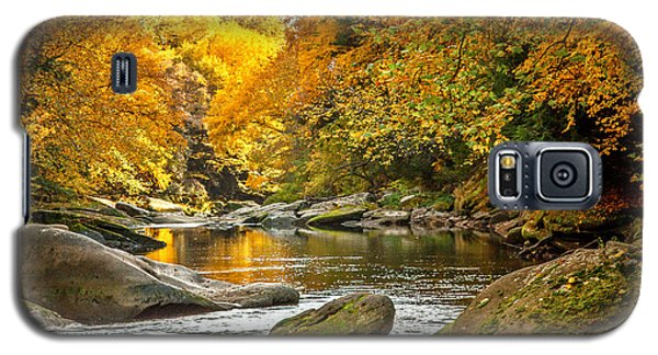 Mcconnell's Mill State Park Galaxy S5 Case by Skip Tribby