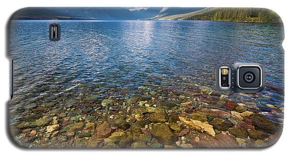 Mcdonald Lake Colors Galaxy S5 Case by Greg Nyquist