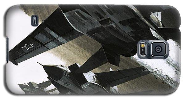 Mcdonnell Douglas F15 Eagle Jet Fighter Galaxy S5 Case