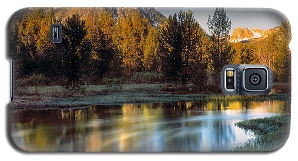Mcgown Peak Sunrise  Galaxy S5 Case