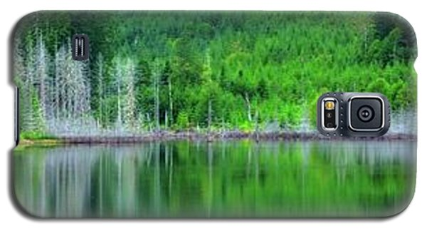 Mcguire Reservoir P Galaxy S5 Case by Jerry Sodorff