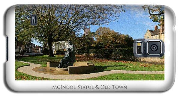 Mcindoe Statue Galaxy S5 Case