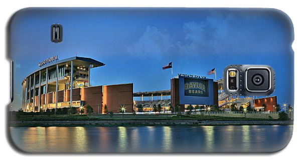 Mclane Stadium -- Baylor University Galaxy S5 Case by Stephen Stookey