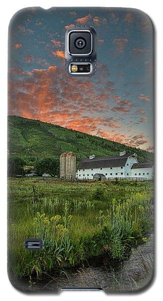 Mcpolin Sunrise Galaxy S5 Case