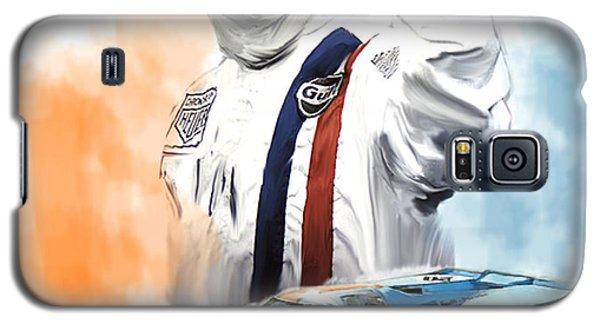 Mcqueens Passion Le Mans Steve Mcqueen Galaxy S5 Case