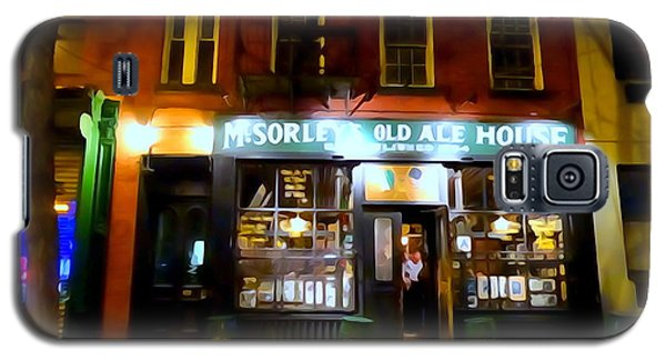 Mcsorleys At Night Galaxy S5 Case