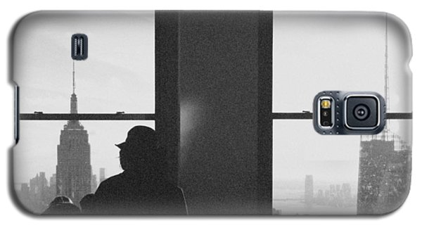Me And Nyc Galaxy S5 Case by J Montrice