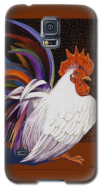 Galaxy S5 Case featuring the painting Me, Me, Me by Bob Coonts