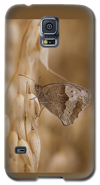 Meadow Brown Roosting Galaxy S5 Case