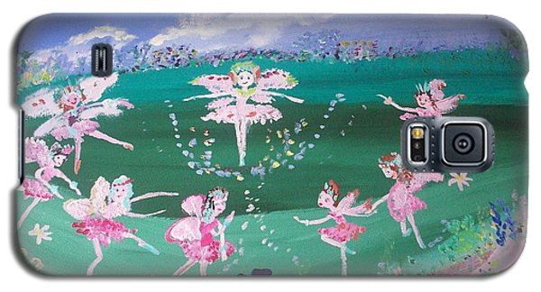 Meadow Fairies Galaxy S5 Case by Judith Desrosiers