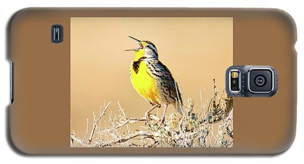 Meadow Lark Galaxy S5 Case