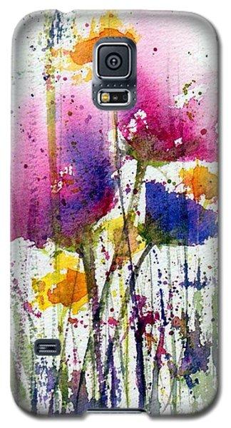Meadow Medley Galaxy S5 Case